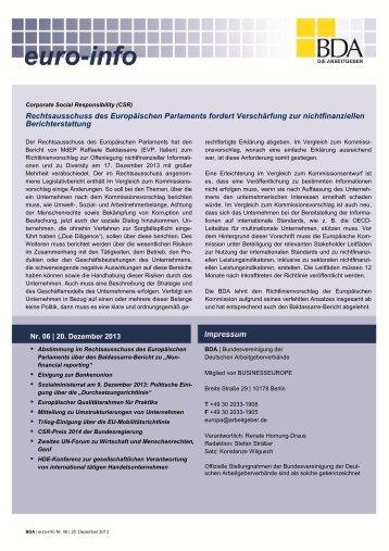 Euro-Info Nr. 06/2013