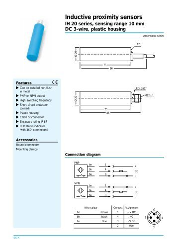 Inductive Proximity Switch Wiring Diagram For 3 Wire Trusted
