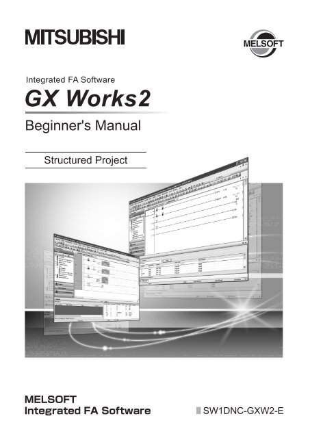GX Works 2 Beginners Manual Structured Project - Automation