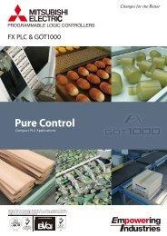 Open FX PLC & GOT 1000 Application Guide Pdf - Automation ...