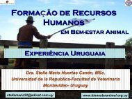 Formação de Recursos Humanos - ETCO