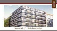 "N b MS 11"" B Neubau ""MS 11"" - B B li F i d i h h i Berlin-Friedrichshain"