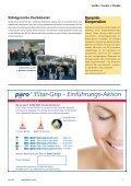 Weitere Informationen - DENTAL INSIDE - Seite 7