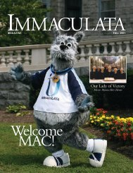 Our Lady of Victory - Immaculata University
