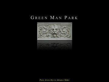 GREEN MA N P ARK - nysLandmarks.com