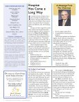 Winter 2008 - Livingston Memorial Visiting Nurses Association - Page 2