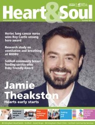 H&S Summer 2013 - Heart of England NHS Foundation Trust