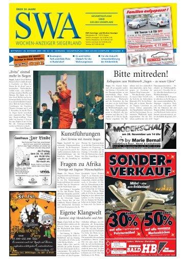 Sparen! mit EDEKA Sparen! mit EDEKA 0.49 - Siegerländer Wochen ...