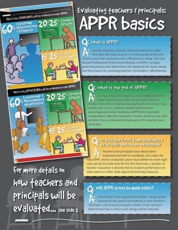 APPR basics - Monticello Central School District