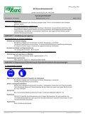 Technisches Datenblatt / Sicherheitsdatenblatt für 1231 als PDF - Seite 3