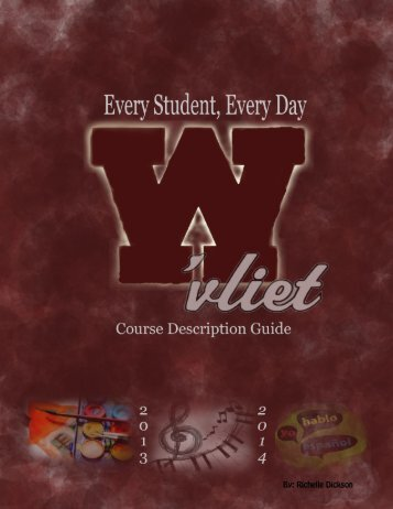 Untitled - Watervliet City Schools