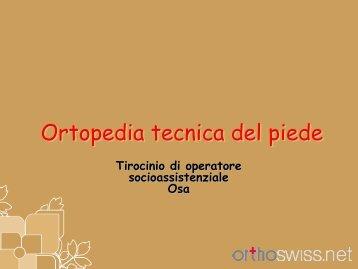 Tecnica ortopediche - orthoswiss
