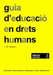 Guia en format PDF - Amnistia Internacional Catalunya