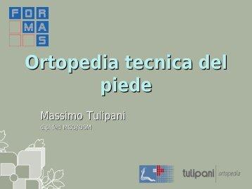 Ortopedia tecnica del piede - orthoswiss