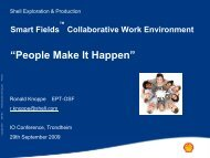 People Make It Happen - Integrated Operations 2013