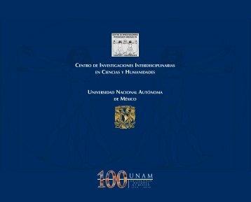 Español - Centro de Investigaciones Interdisciplinarias en Ciencias y