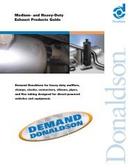 Medium- and Heavy-Duty Exhaust Products Guide - odms.net.au