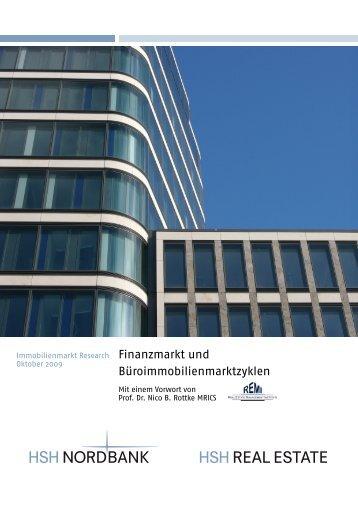 zyklen 2.1 Exogene Faktoren - HSH Nordbank AG