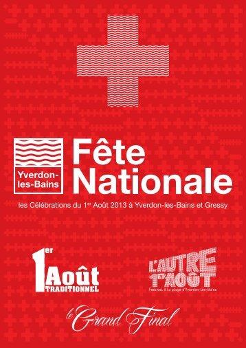 Affiche A3 1er aout 2013 PROD DEF email - Yverdon-les-Bains