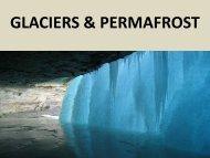 GLACIERS & PERMAFROST