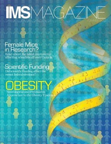 Scientific Funding Female Mice in Research? - Institute of Medical ...