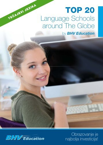 TOP 20 Language Schools around The Globe