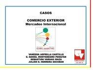 CASOS DEL LIBRO Global Marketing – Presentación - marketingjsdv