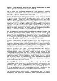 Průběh a závěry - Věda a výzkum v EU