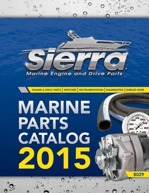 Sierra International 65508P Lido for All Electric-Start Outboards Outboard Water Temperature Kit 2