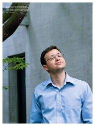 Read a profile in ETH Globe - D-BSSE - ETH Zürich