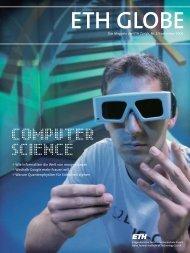 COMPUTER SCIENCE - ETH Zürich