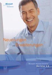 Neuerungen und Erweiterungen - Infosim