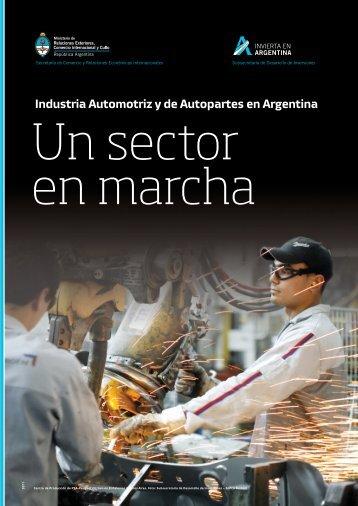 Industria Automotriz y de Autopartes en Argentina - Inversiones.gob.ar