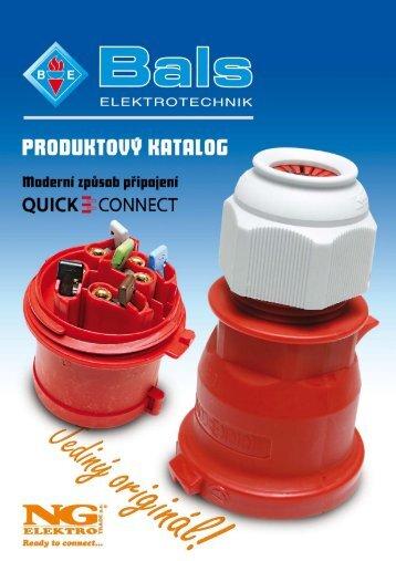 BALS - produktový katalog 2010 - NG ELEKTRO TRADE, as