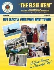 elsie item issue 56 june 2006 - USS Landing Craft Infantry National ...