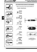 Utensili per supporto asse anteriore e posteriore (file PDF ... - Sicutool - Page 2