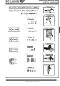 Utensili per supporto asse anteriore e posteriore (file PDF ... - Sicutool - Page 3
