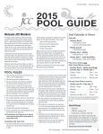 2015 Pool Guide and Summer CenterPost - Page 3