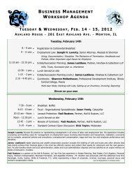 TUESDAY & WEDNESDAY , FEB. 14 - 15, 2012