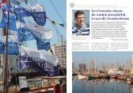 Reisimpressies en ontdekkingen - Oostende voor Anker