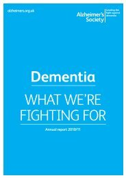 Download this file - Alzheimer's Society