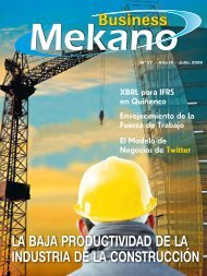 Business - Mekano