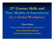 Why Are 21st Century Skills So Important? - New England ...