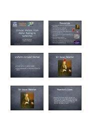 Lecture 3 - Jeffrey McCallum - Circular Motion.pdf - School of ...