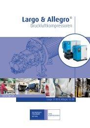 Largo & Allegro© - AGRE Kompressoren