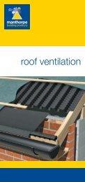 Roof Ventilation Literature - Issue C.indd