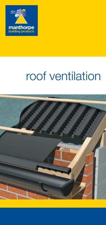 Roof Ventilation Literature - Issue C.indd