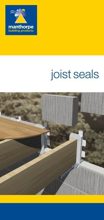 Joist Seals: Literature