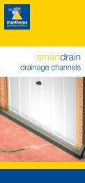 Manthorpe Drainage Channel Literature - Issue B.indd