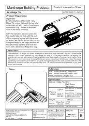 MBP-8272b GDR-T Dry Ridge Tile System.indd